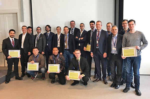 UROBESTT faculty members and the Challengers